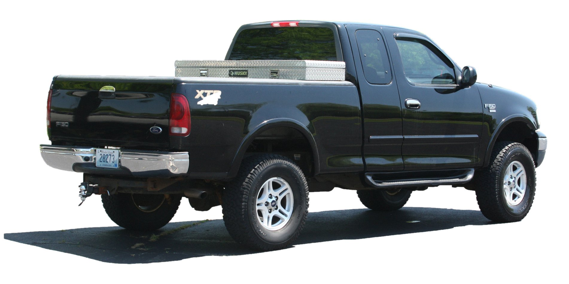 2001 ford f 150 image 4