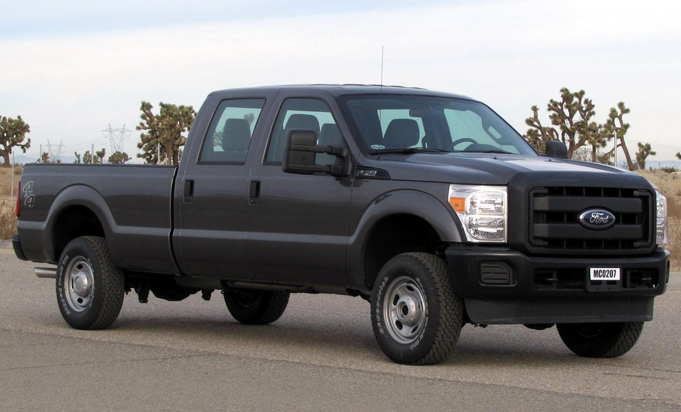 Ford F-250 Super Duty #10