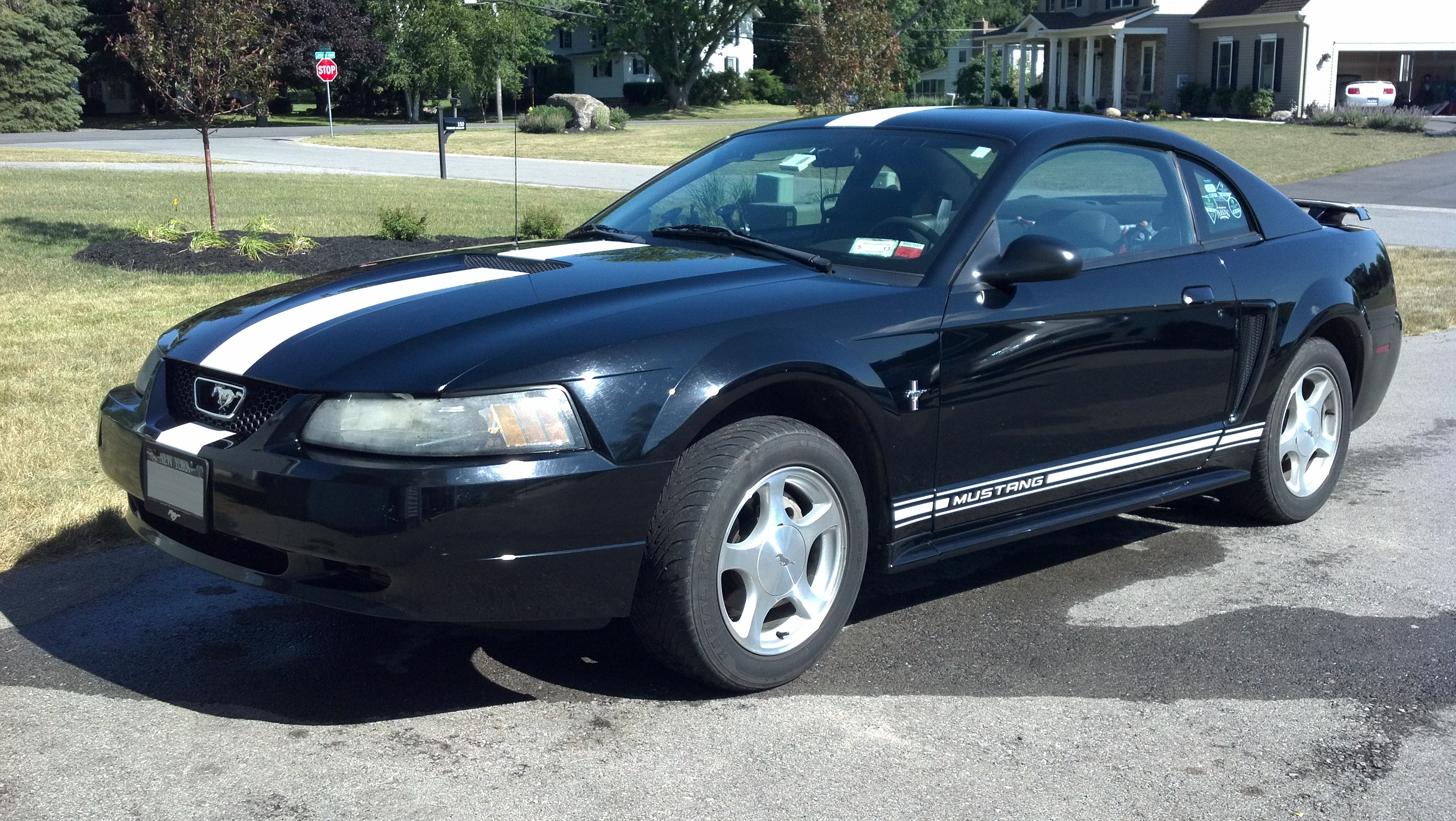 2001 Ford Mustang Information And Photos Zombiedrive 5 0 Engine Diagram 6