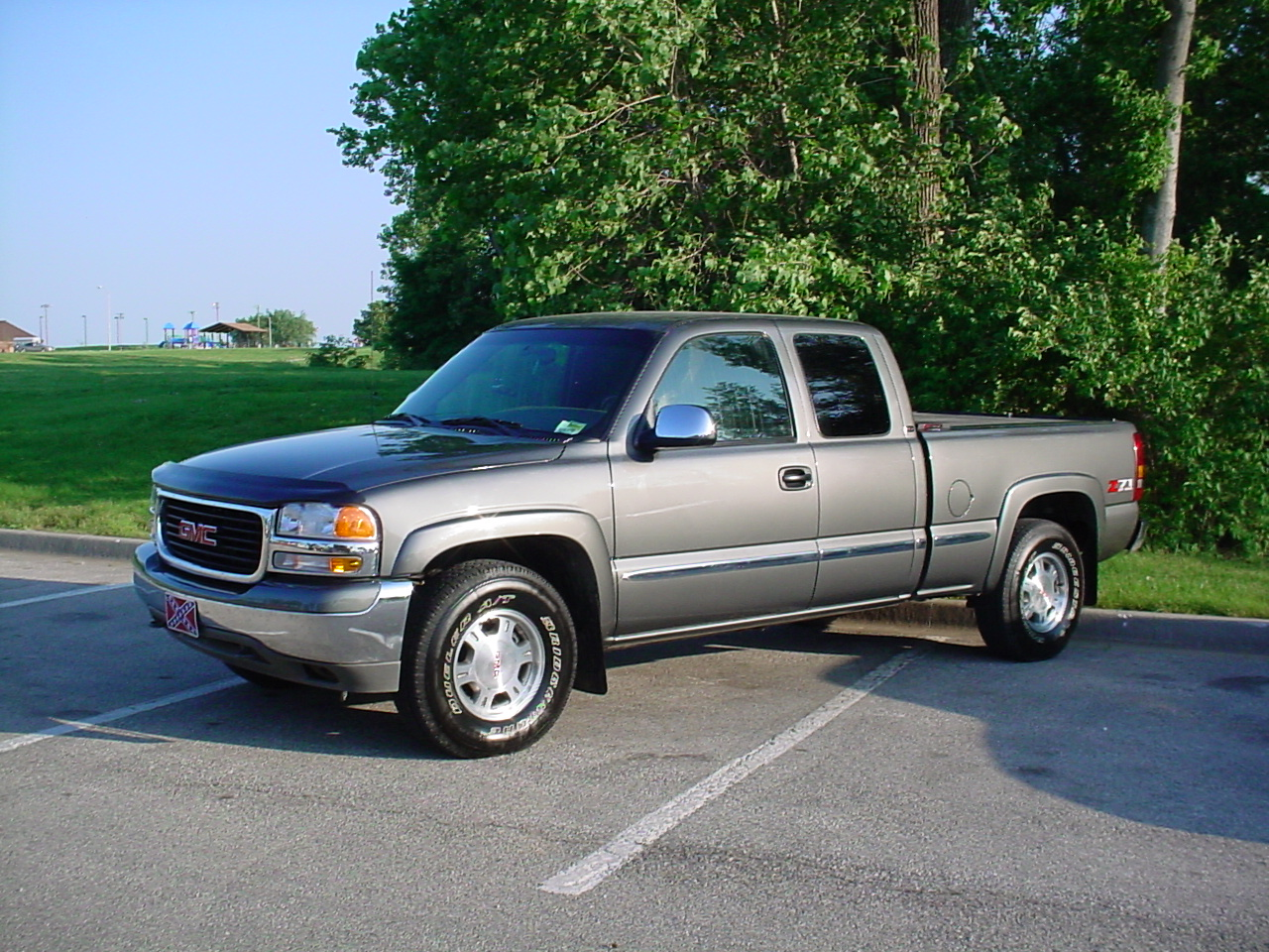 2001 gmc sierra 1500 information and photos zombiedrive. Black Bedroom Furniture Sets. Home Design Ideas