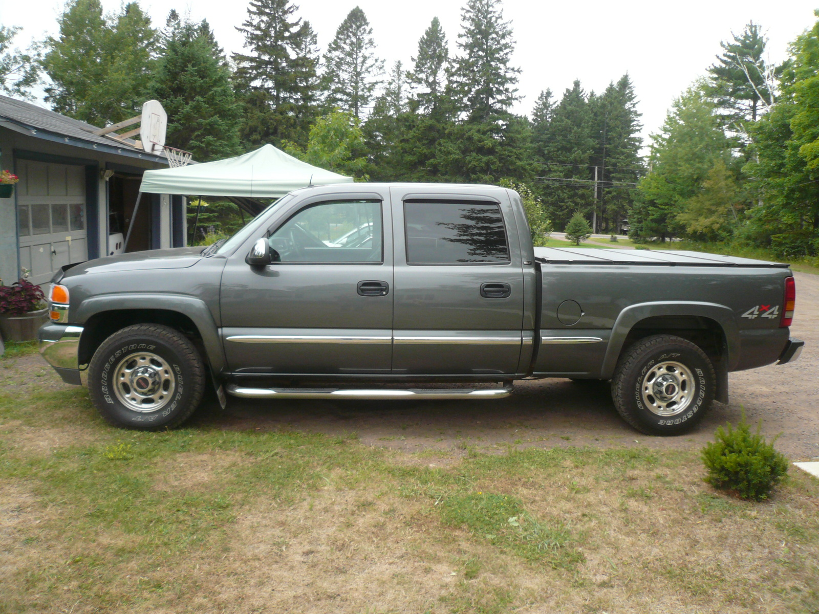 GMC Sierra 1500HD #1