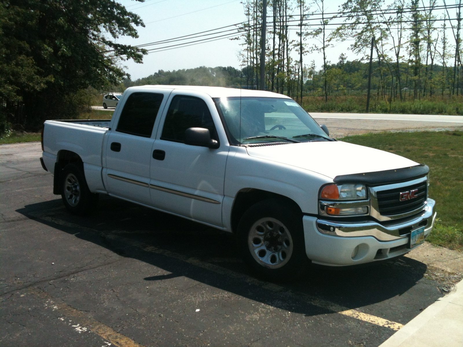 GMC Sierra 1500HD #4