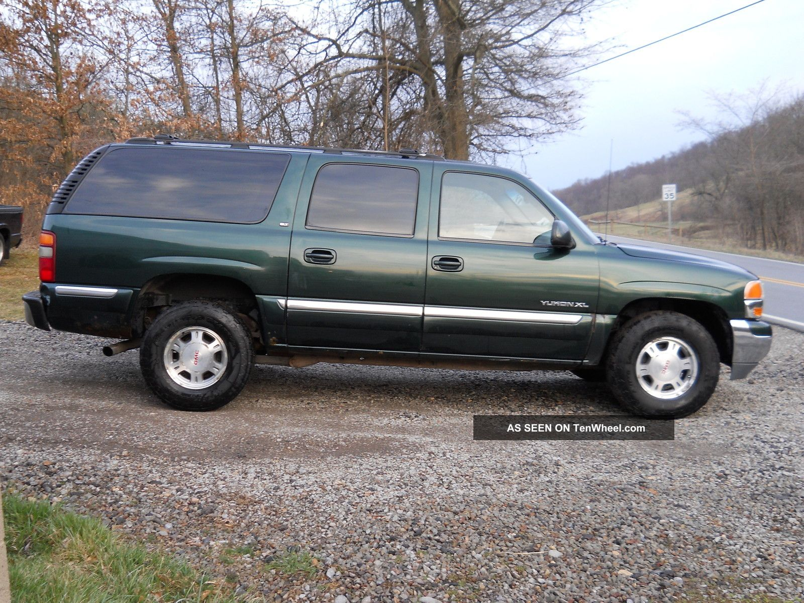 2001 gmc yukon xl red 200 interior and exterior images. Black Bedroom Furniture Sets. Home Design Ideas