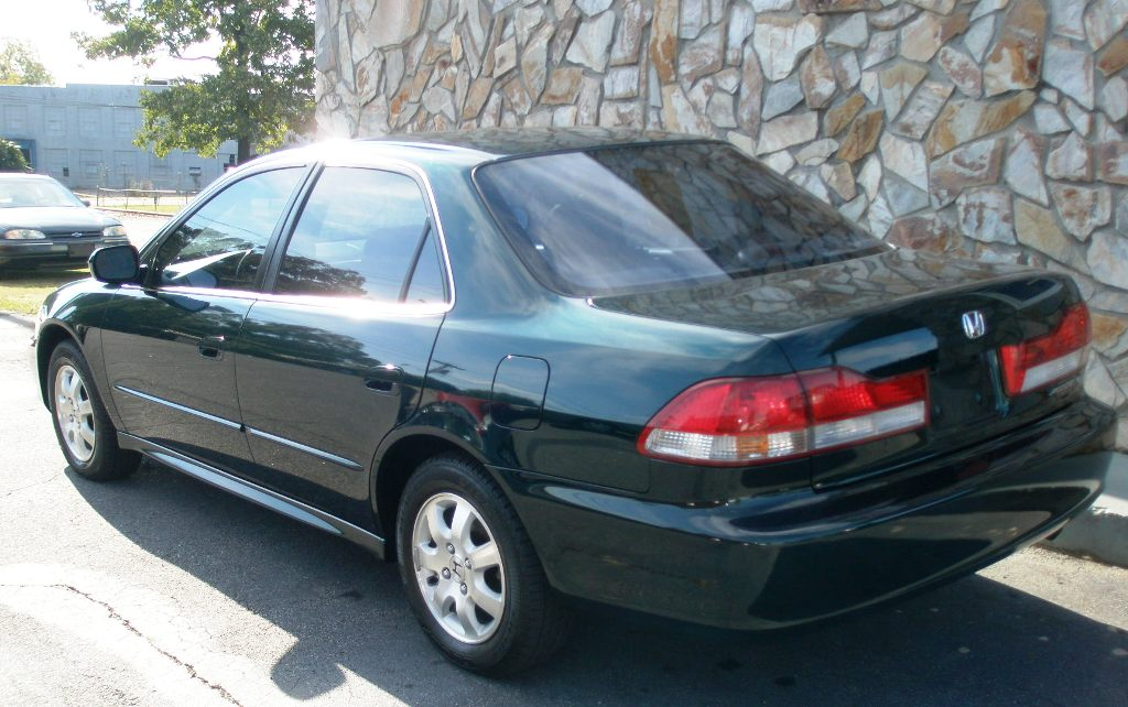 2001 Honda Accord #12 Honda Accord #12