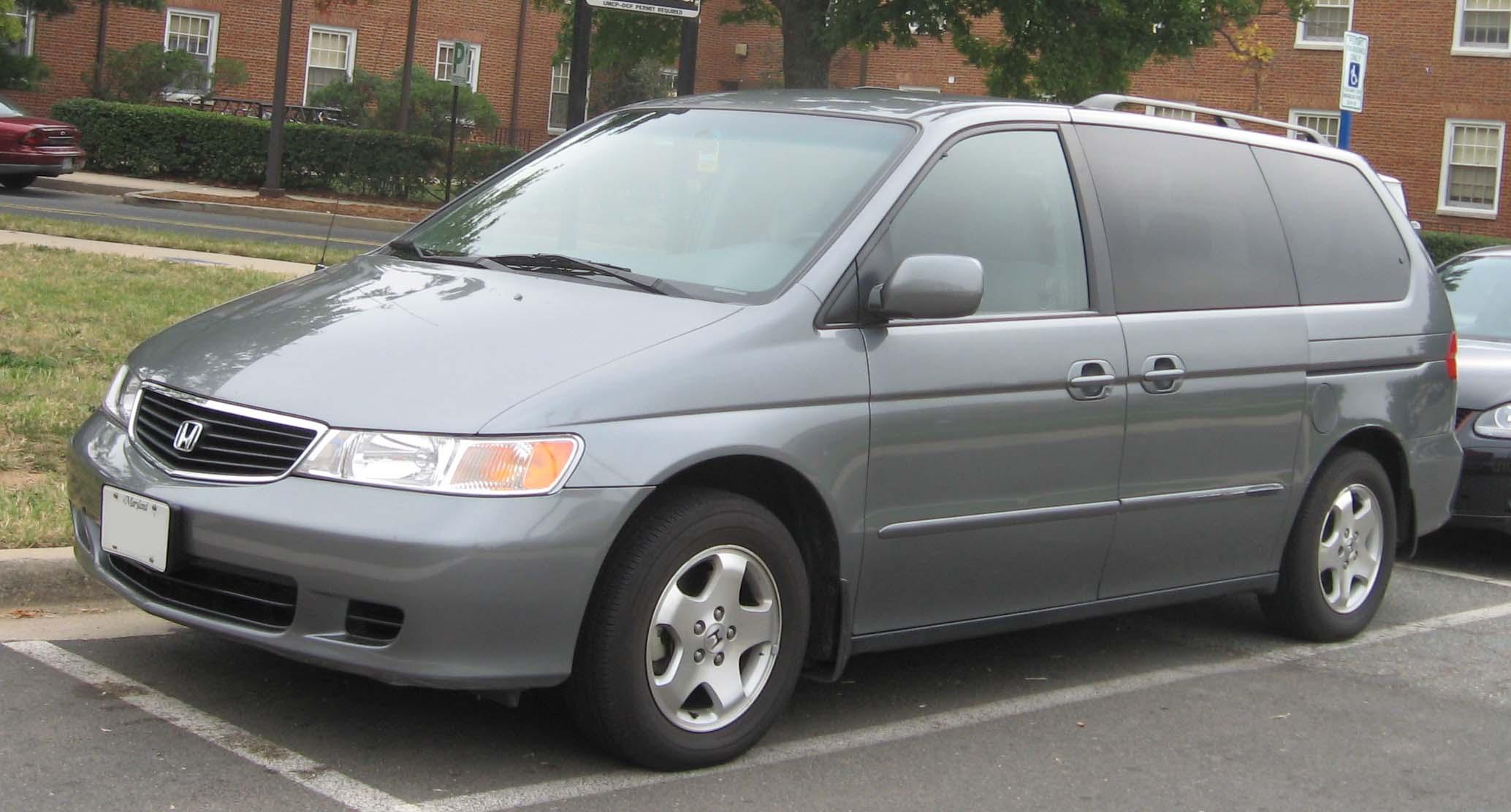2001 Honda Odyssey Image 17