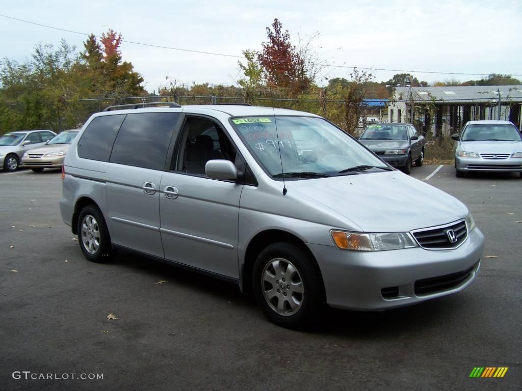 2001 Honda Odyssey Image 16