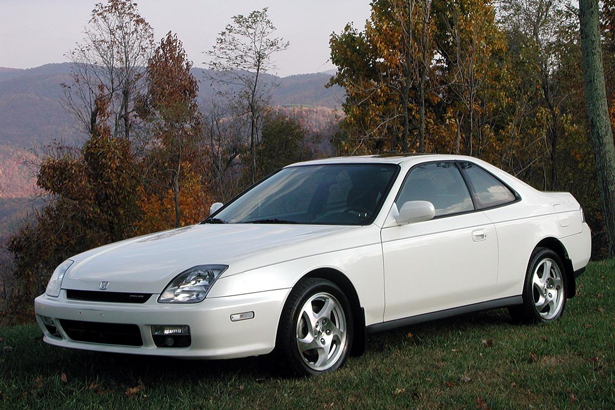 2001 Honda Prelude #21 Honda Prelude #21