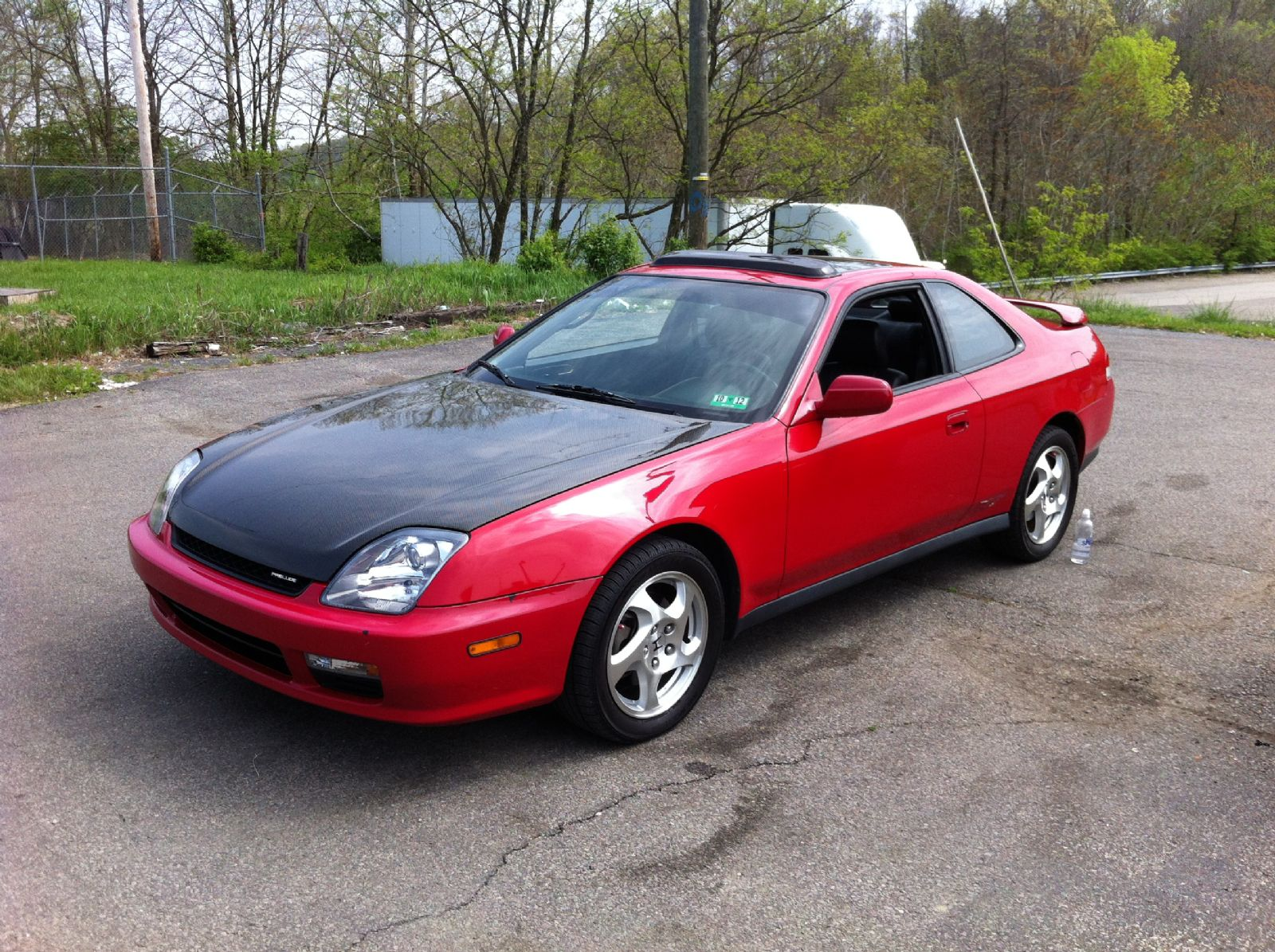 2001 Honda Prelude - Information and photos - ZombieDrive