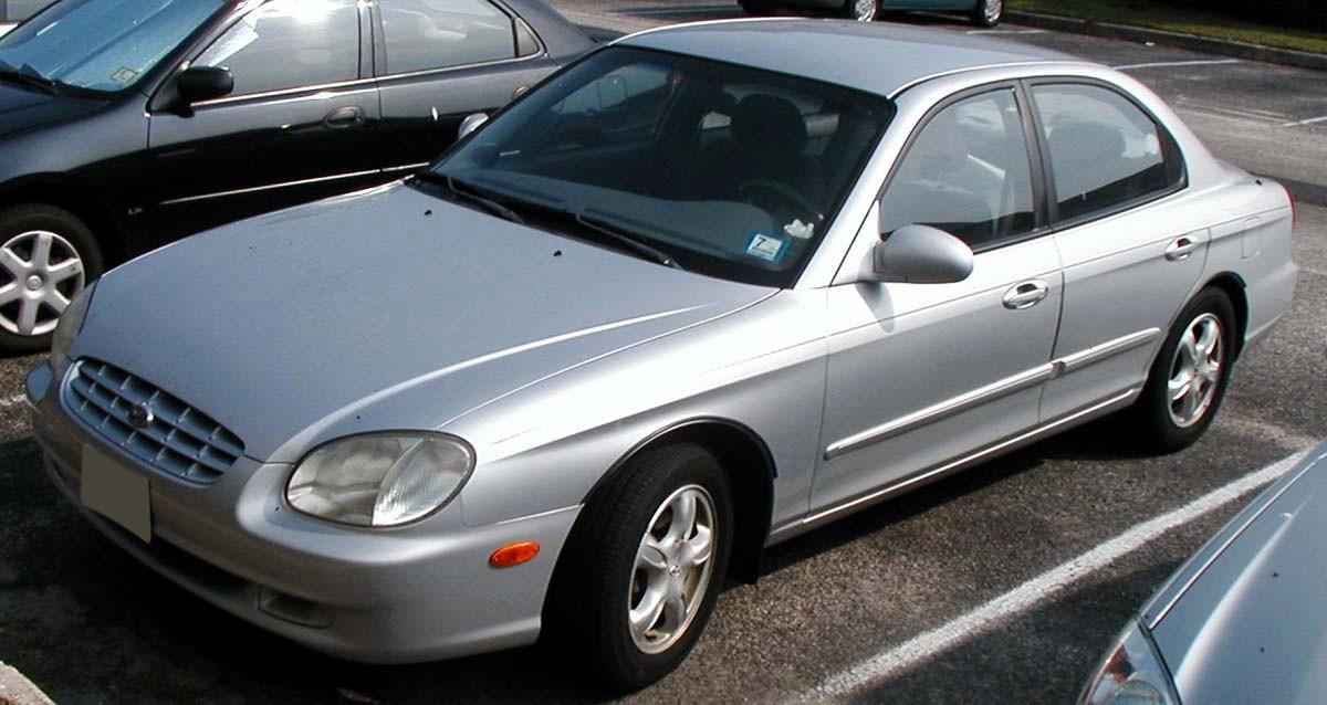 Silver Hyundai Sonata >> 2001 HYUNDAI SONATA - Image #10
