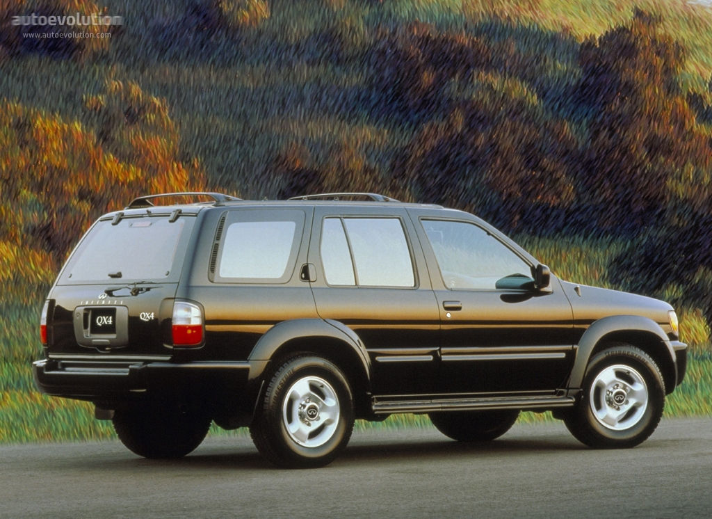 2001 Infiniti Qx4 Information And Photos Zombiedrive