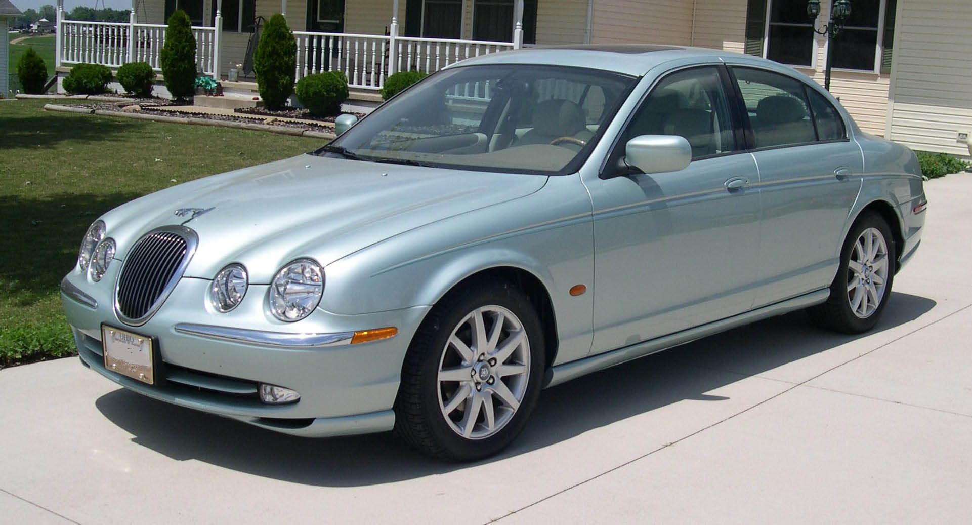 Jaguar S-Type #14