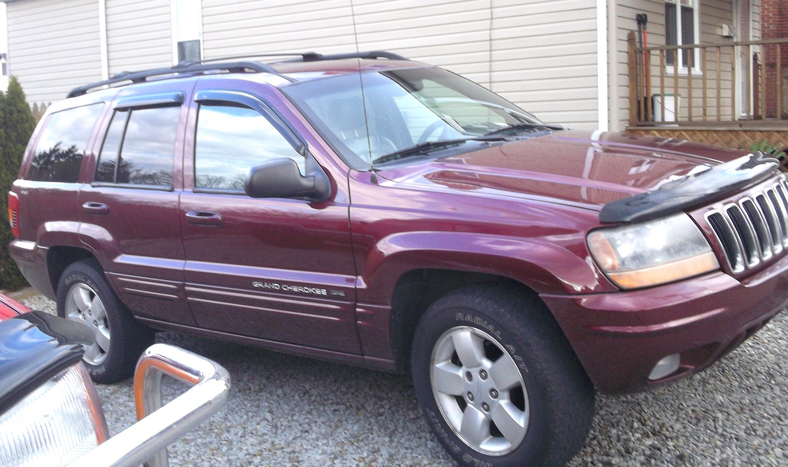 Purple Grand Cherokee >> 2001 JEEP CHEROKEE - Image #25