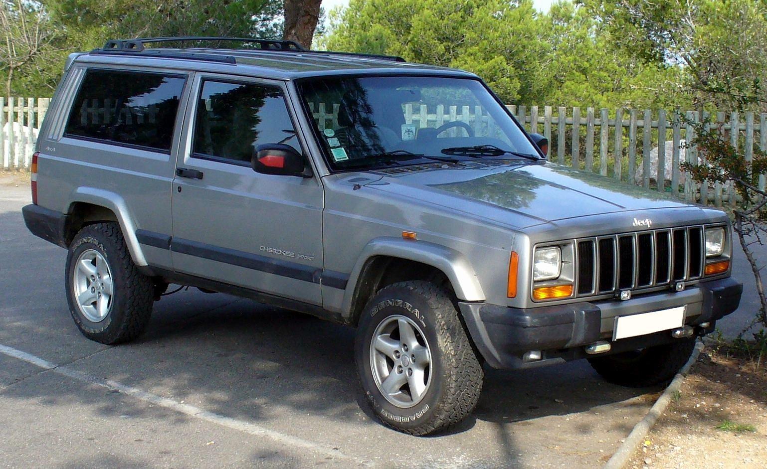 2001 Jeep Cherokee #27 Jeep Cherokee #27