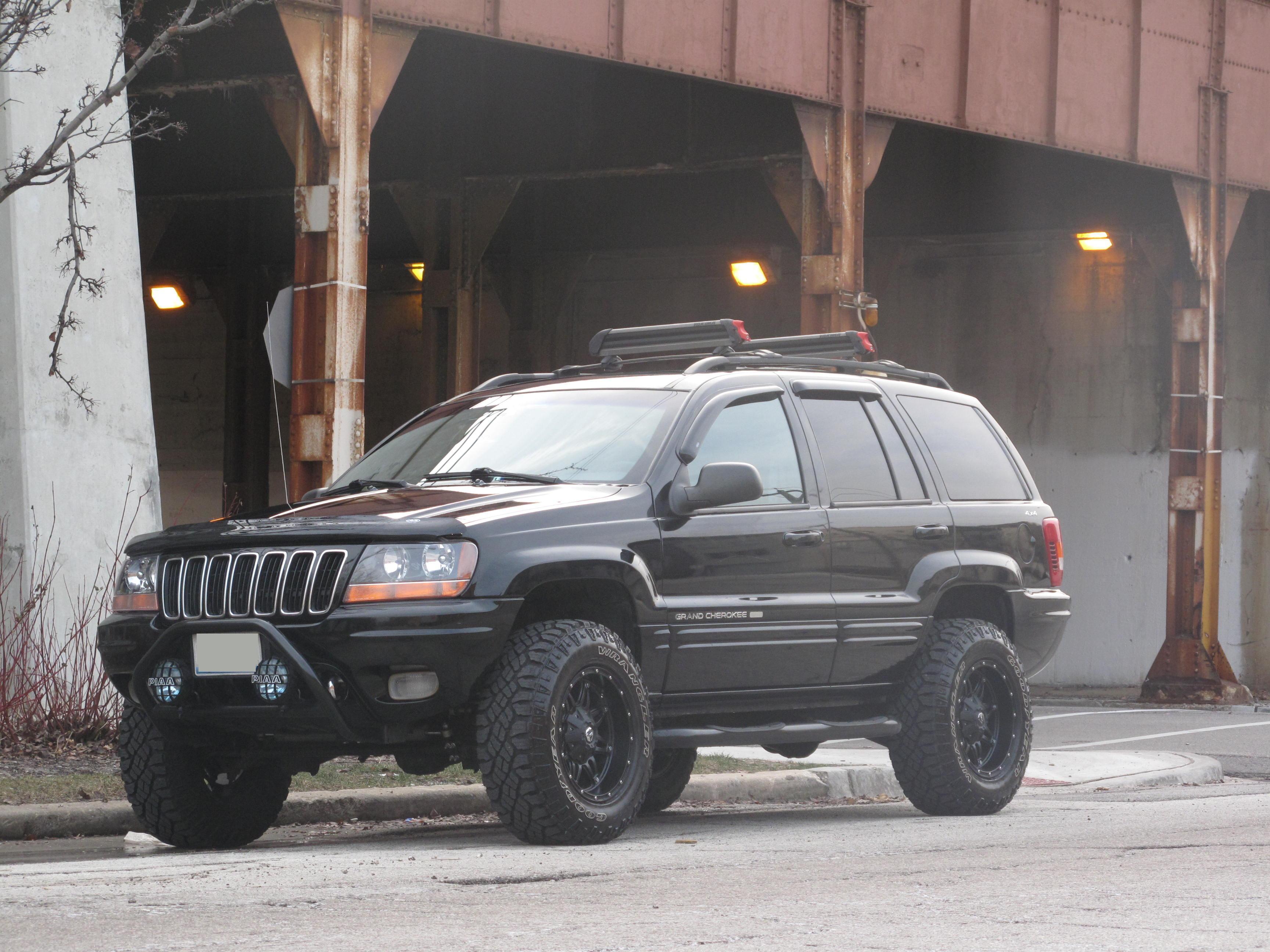 2001 Jeep Grand Cherokee #15 Jeep Grand Cherokee #15