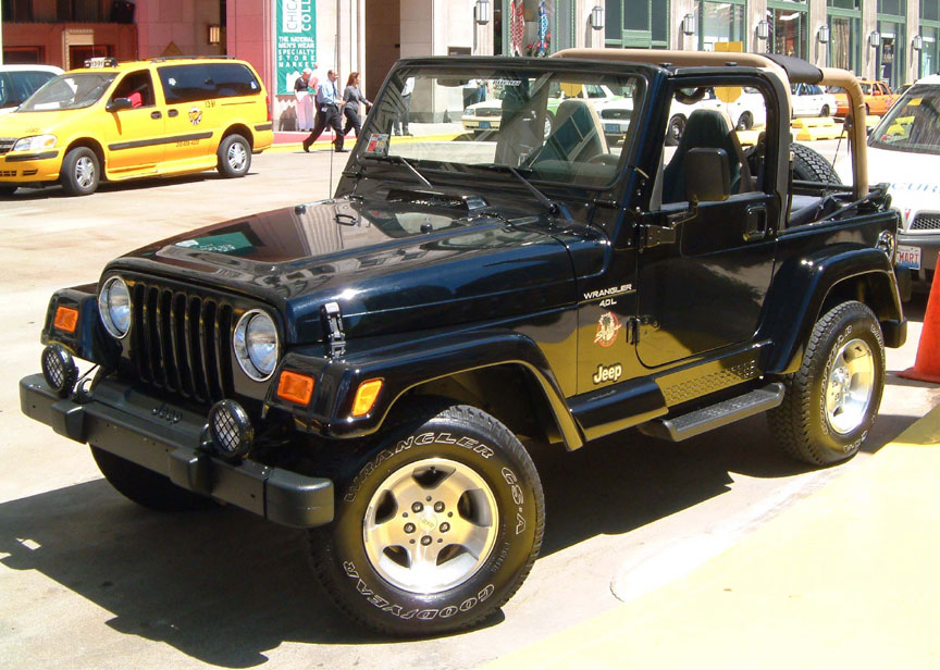 2001 jeep wrangler information and photos zombiedrive. Black Bedroom Furniture Sets. Home Design Ideas
