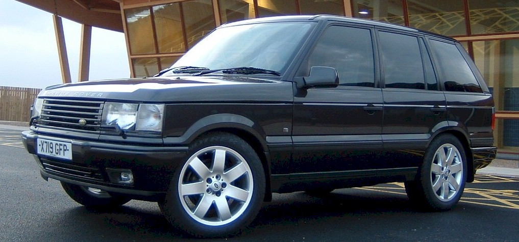 2001 Land Rover Range 14