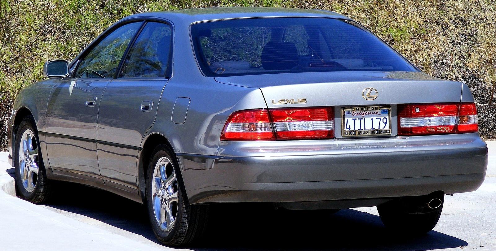 2001 Lexus ES 300 #18 Lexus ES