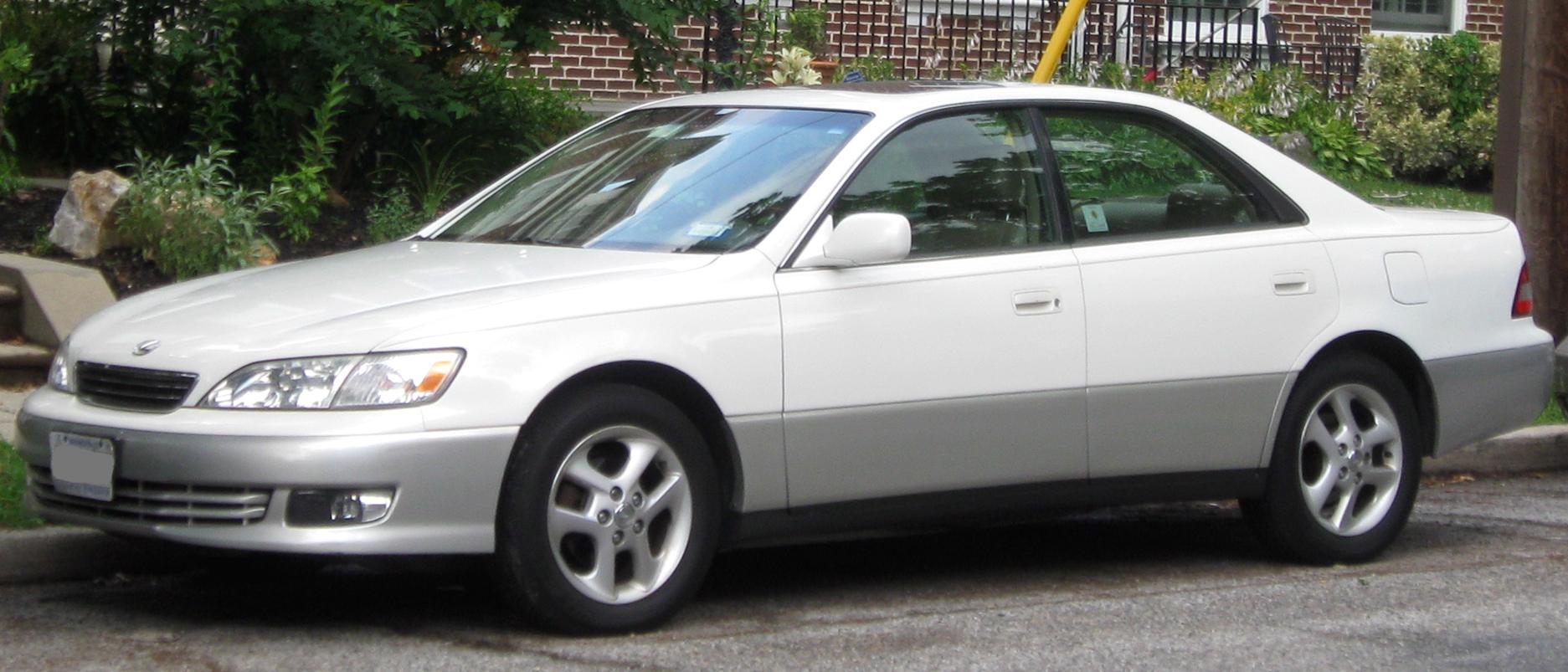 2001 Lexus ES 300 #16 Lexus ES