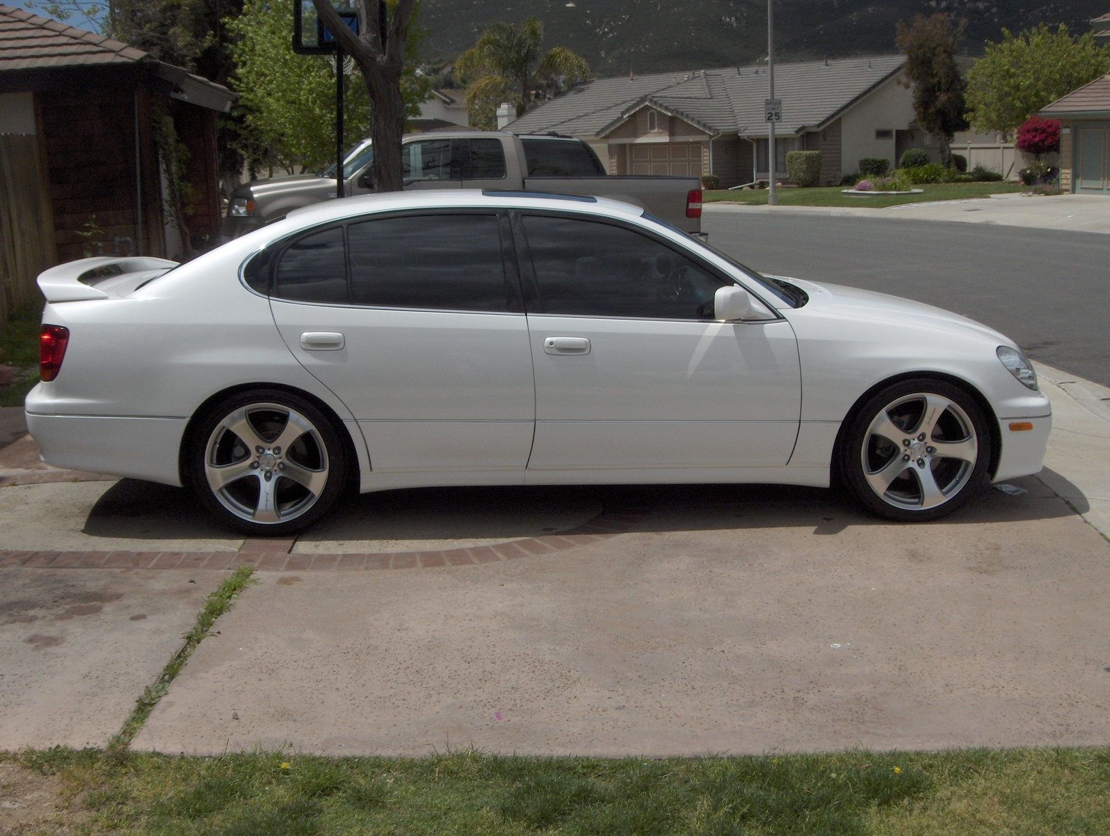 2001 Lexus Gs 430 Information And Photos Zombiedrive