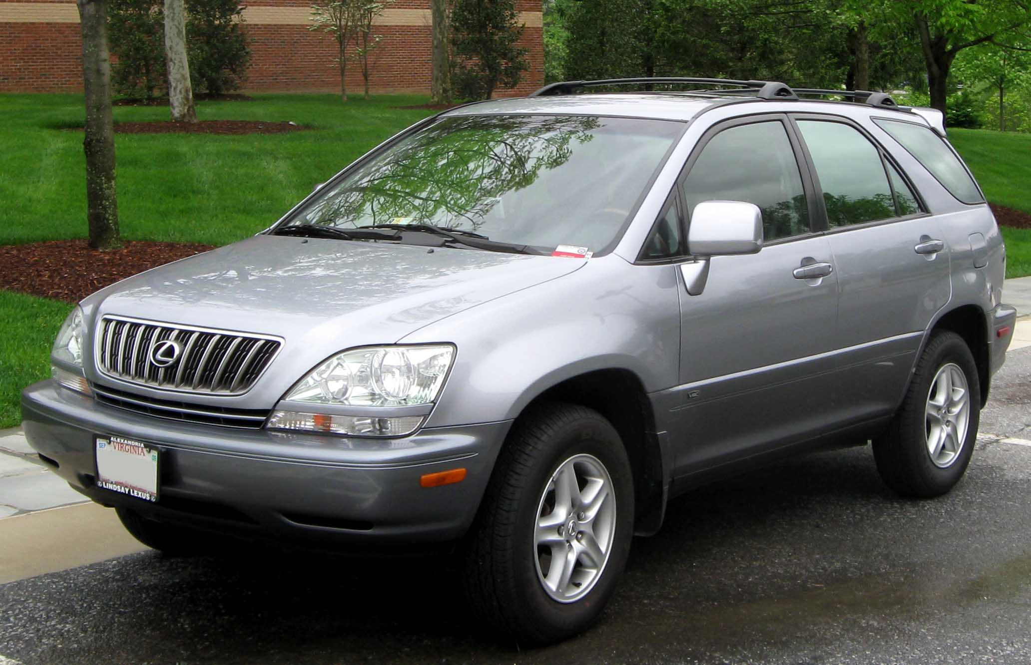 2001 lexus rx 300 14 lexus rx 300 14