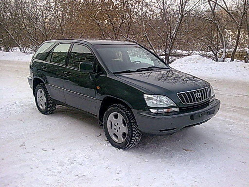 2001 LEXUS RX 300   Image #21