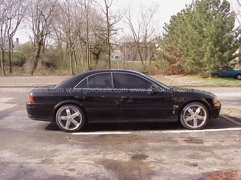 Lincoln LS #5