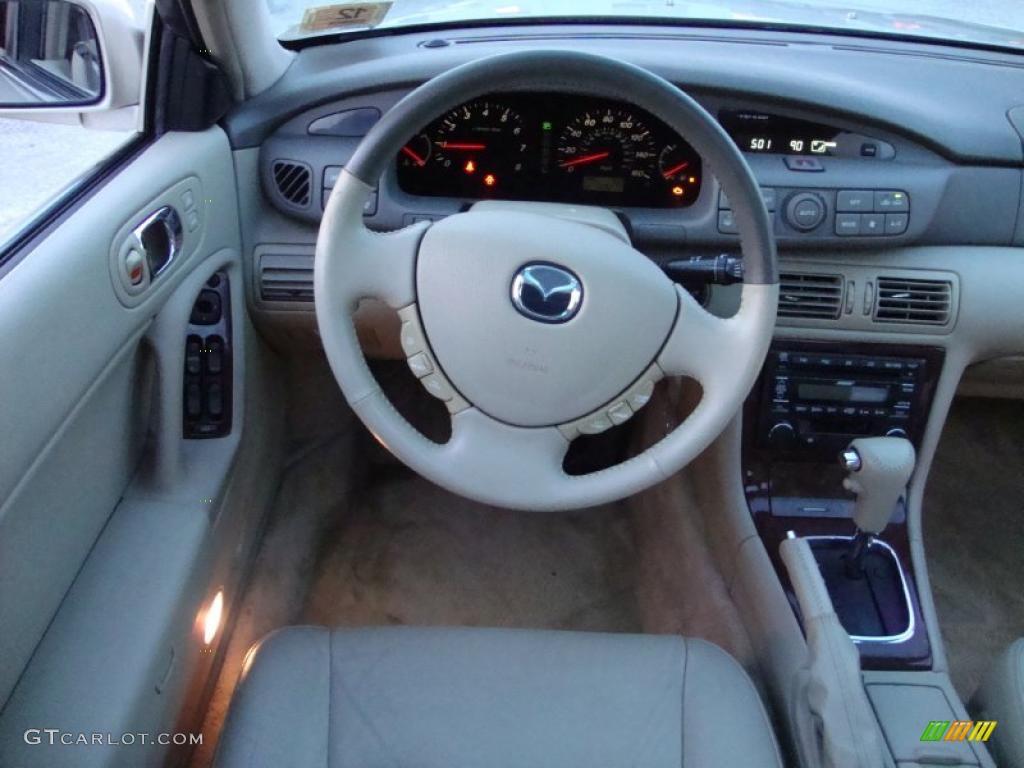 2001 Mazda Millenia - Information and photos - ZombieDrive