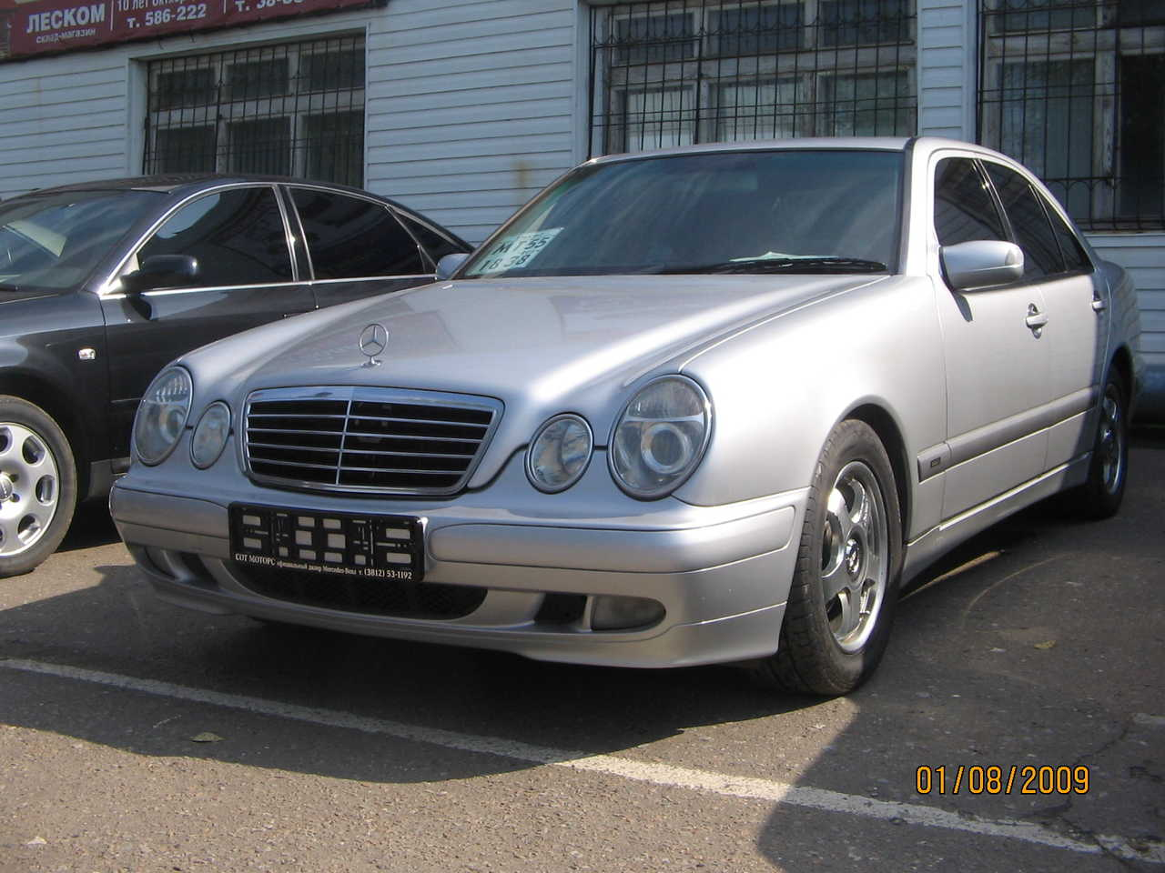 2001 mercedes benz e class information and photos for 2001 mercedes benz e320