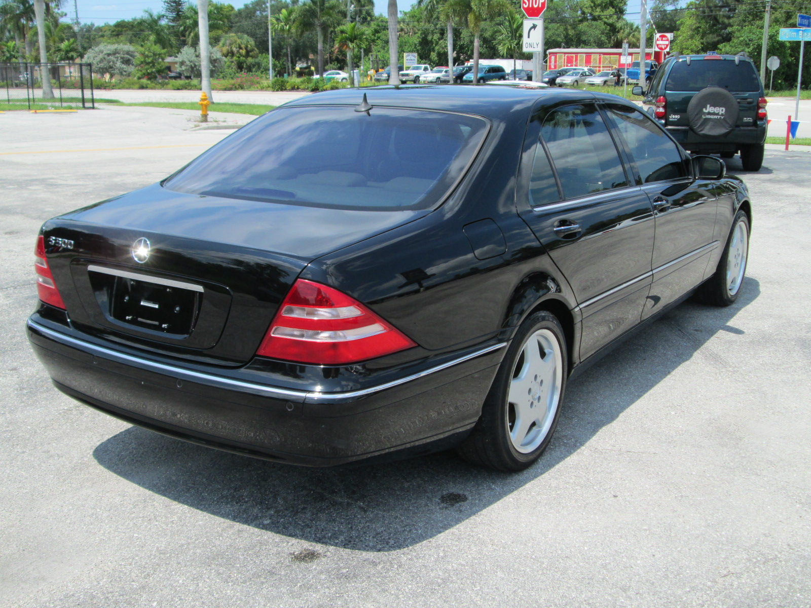 Picture of 2001 mercedes benz s class s55 amg exterior for 2001 mercedes benz s55 amg