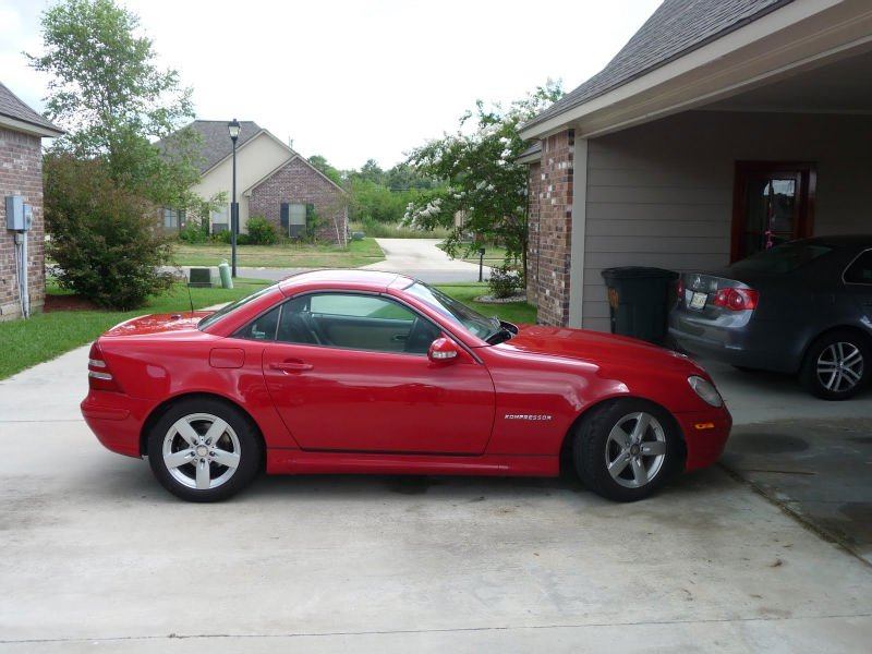 Image gallery 2001 slk230 mrbz for Mercedes benz slk230 kompressor