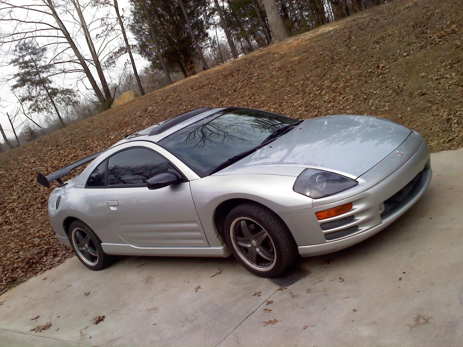 2001 Mitsubishi Eclipse #11 Mitsubishi Eclipse #11