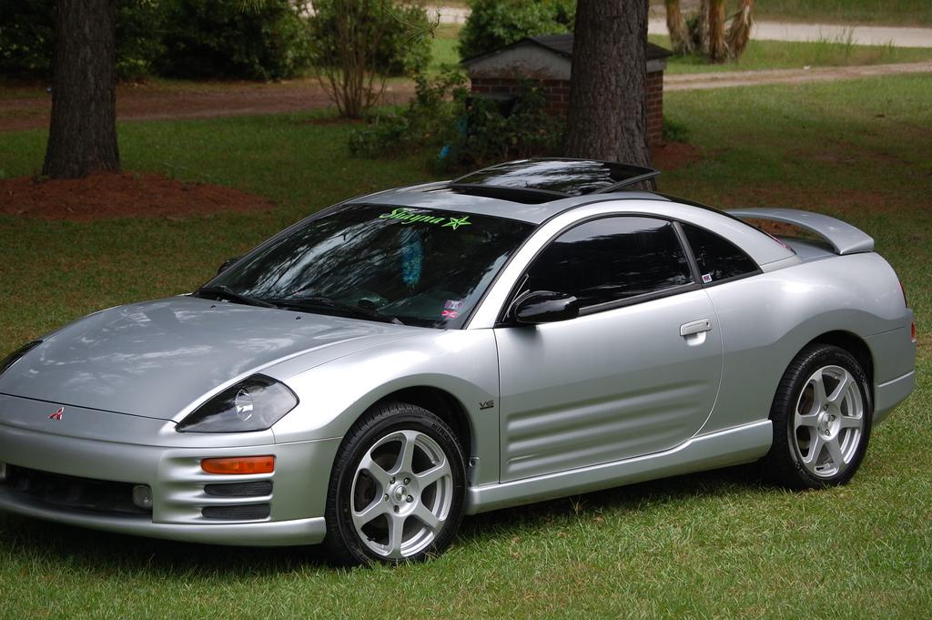 2001 Mitsubishi Eclipse - Information and photos - ZombieDrive