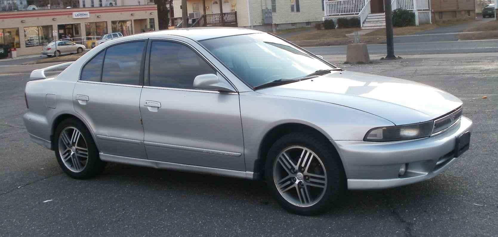 2001 Mitsubishi Galant Image 8