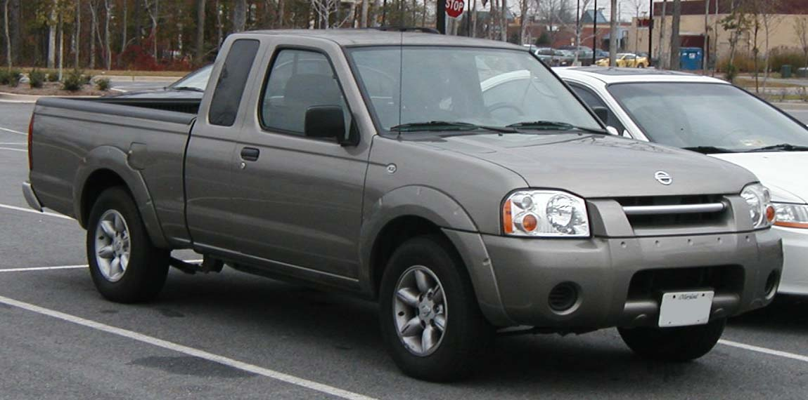 2001 Nissan Frontier - Information and photos - ZombieDrive