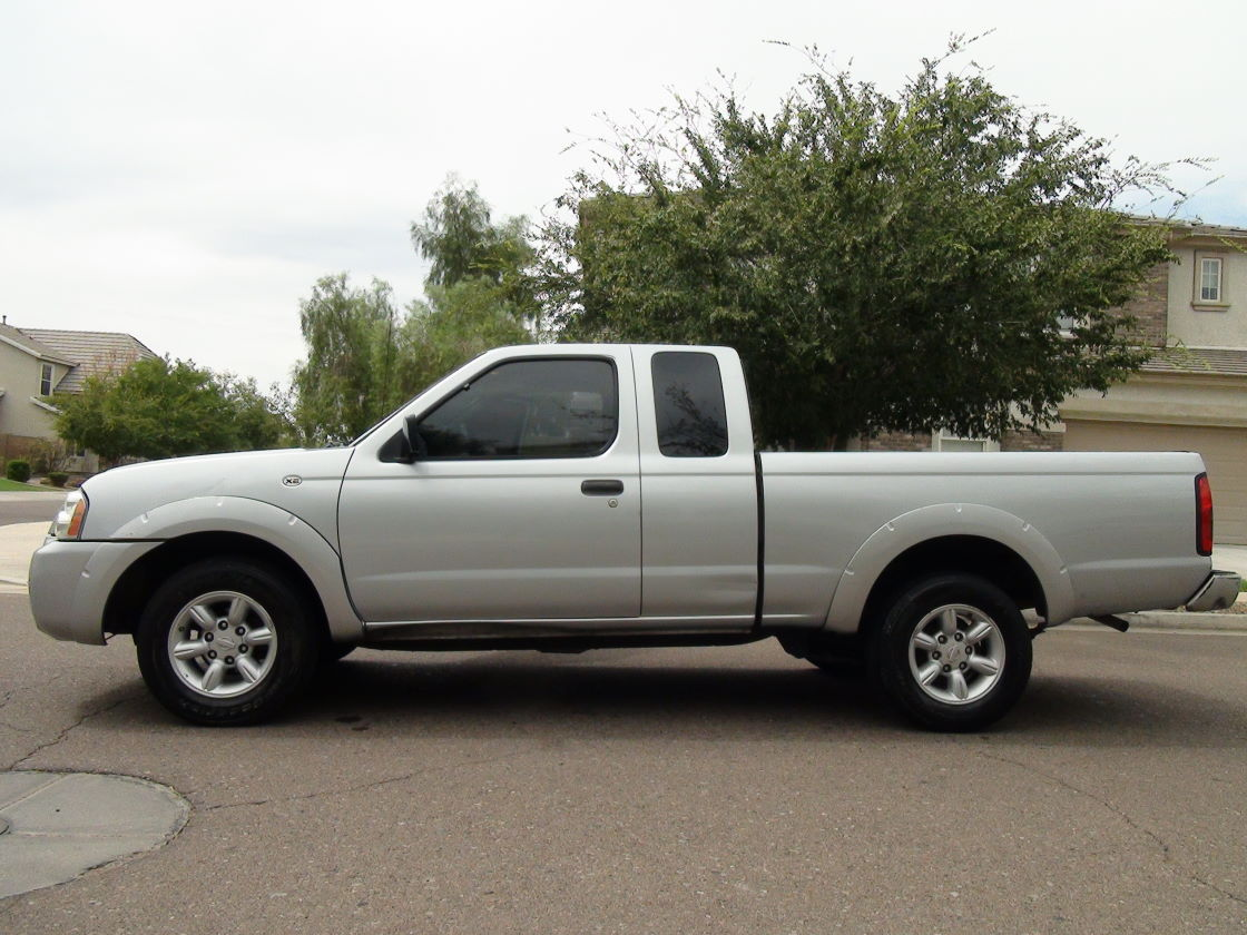 2001 nissan frontier information and photos zombiedrive. Black Bedroom Furniture Sets. Home Design Ideas