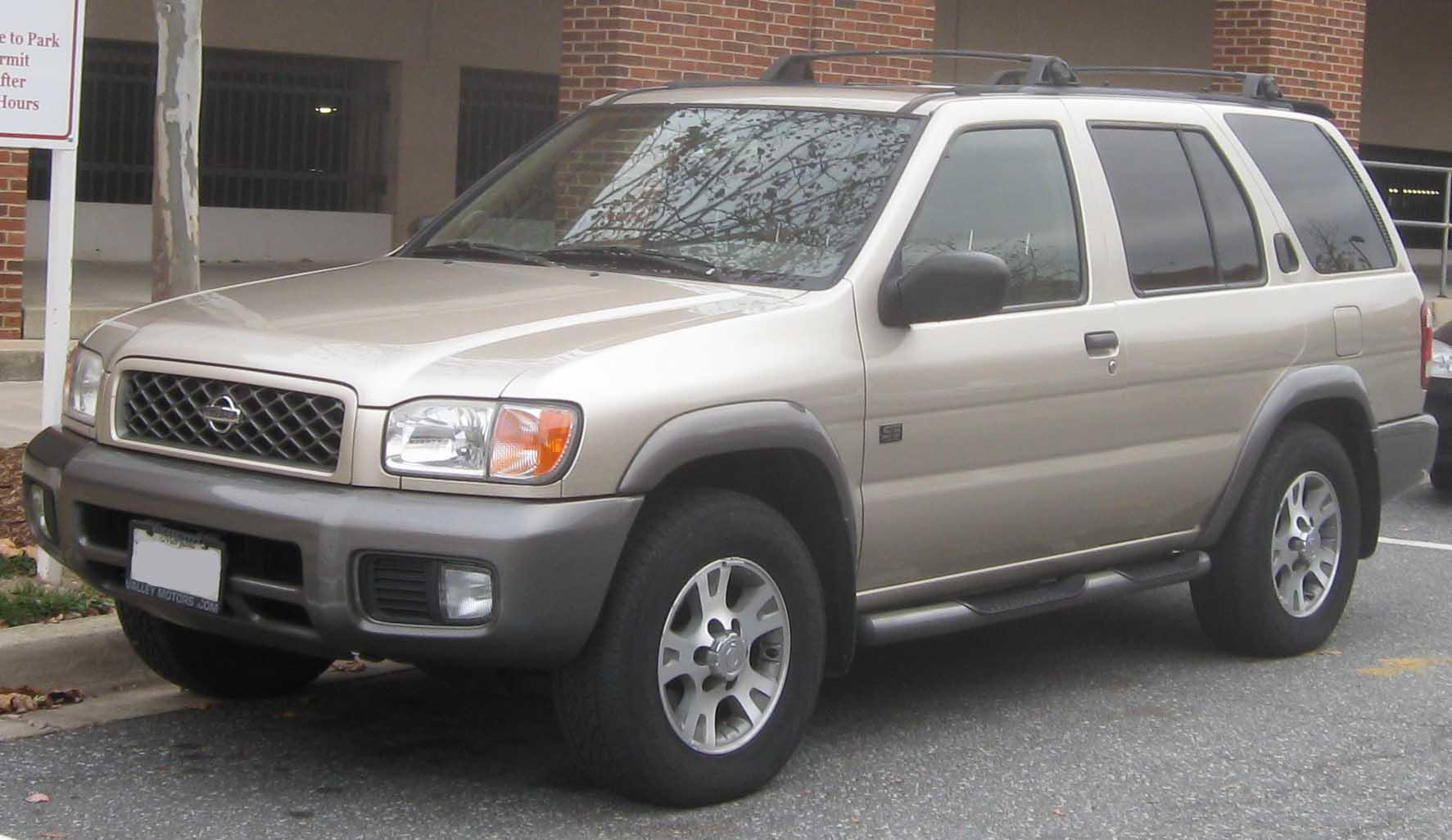 2001 nissan pathfinder 19 nissan pathfinder 19