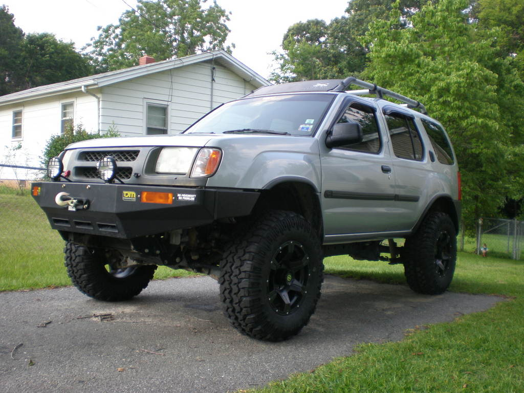 2001 nissan xterra information and photos zombiedrive 2001 nissan xterra 27 nissan xterra 27 vanachro Gallery