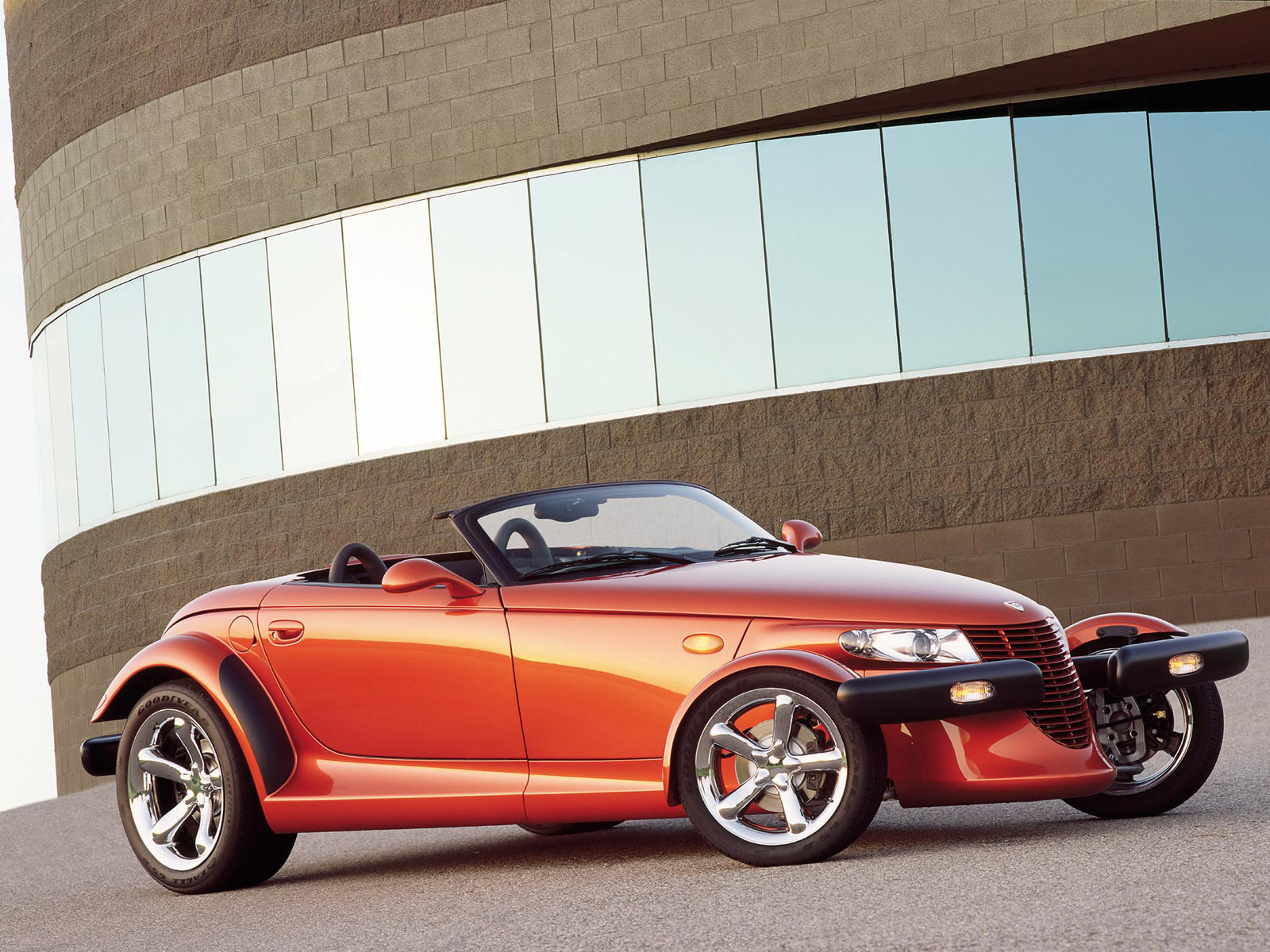2001 Plymouth Prowler #11 Plymouth Prowler #11