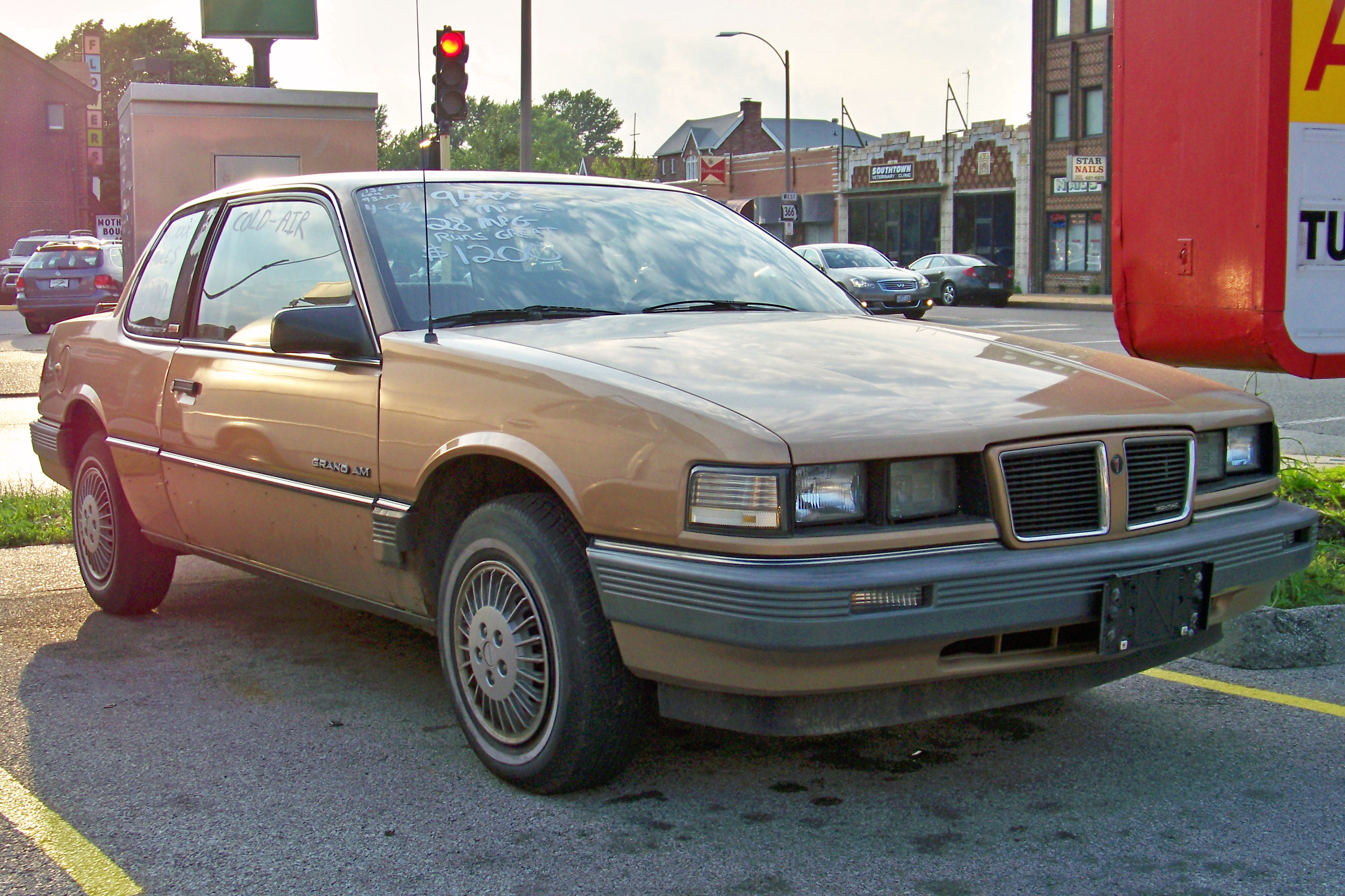 ... Pontiac Grand Am #8