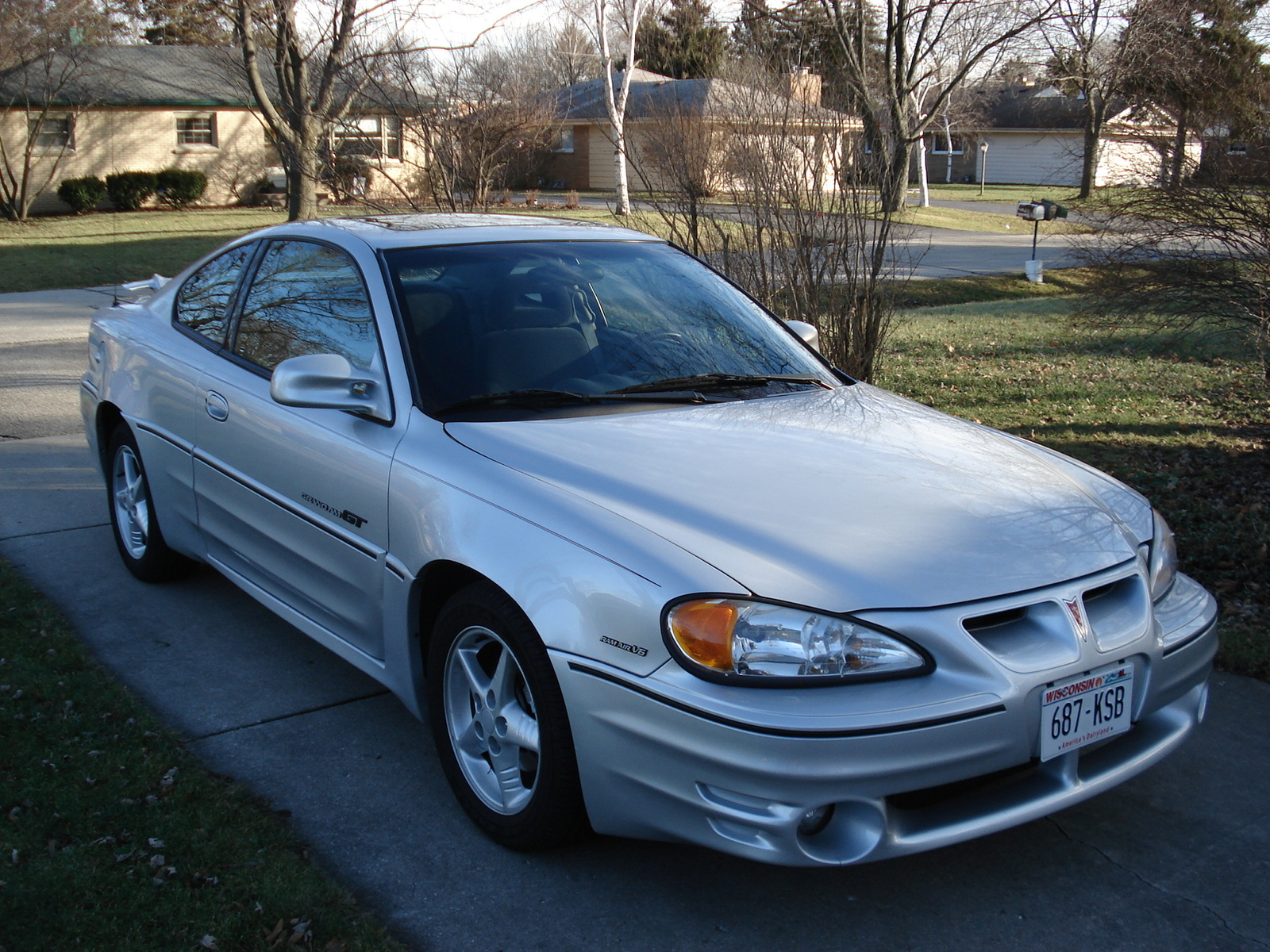 2001 Pontiac Grand AM GT on 4387