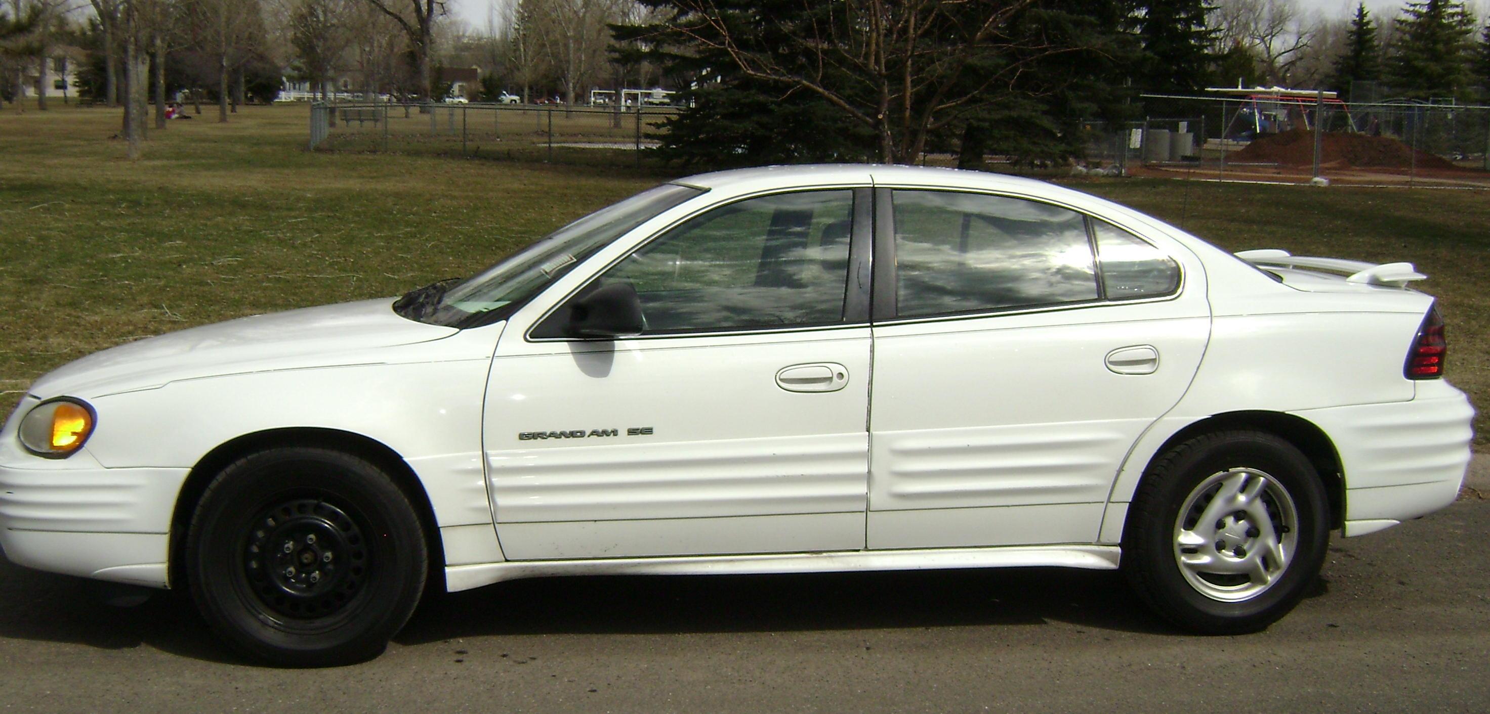 Pontiac Grand Am 11