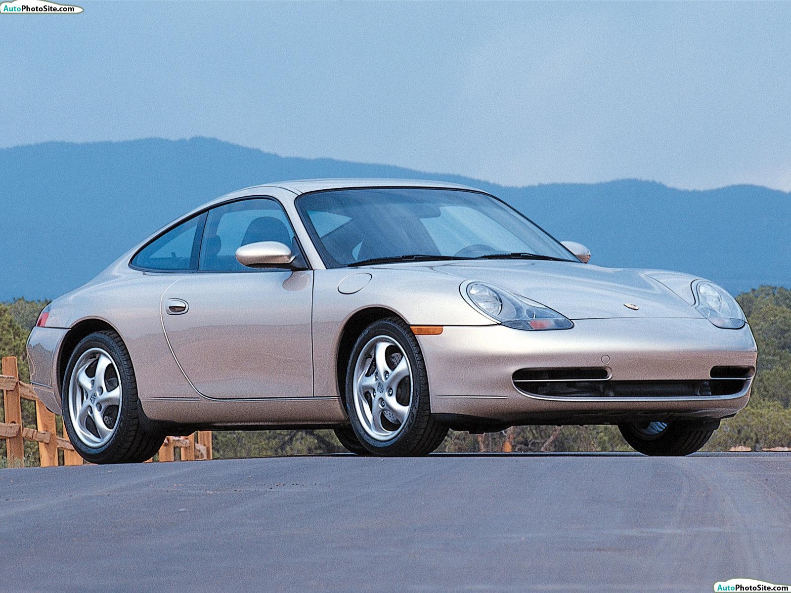 2001 Porsche 911 Image 19