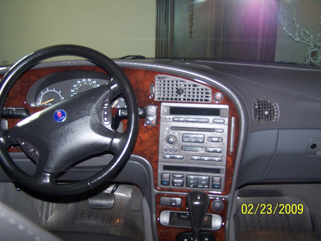 2001 Saab 95  Information and photos  ZombieDrive