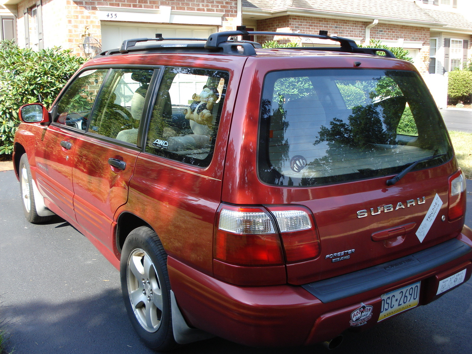 2001 Subaru Forester Image 20