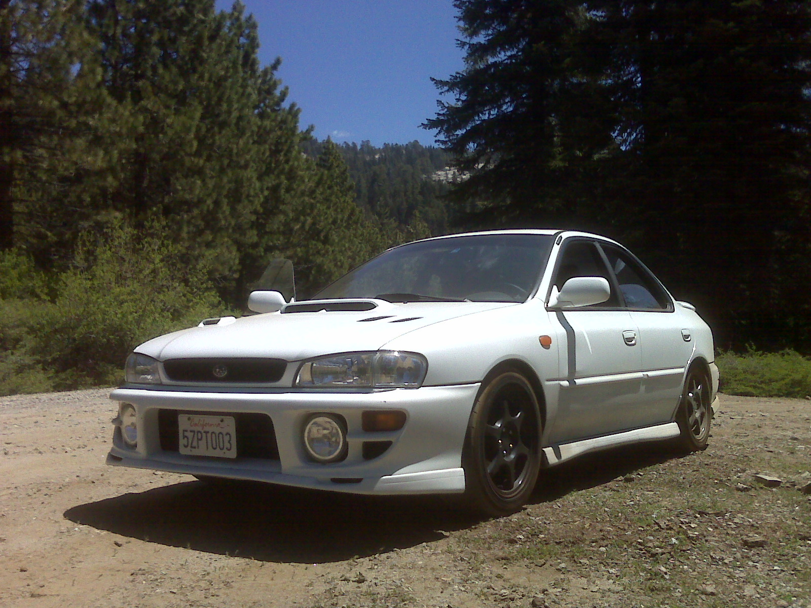 2001 subaru impreza - information and photos - zombiedrive
