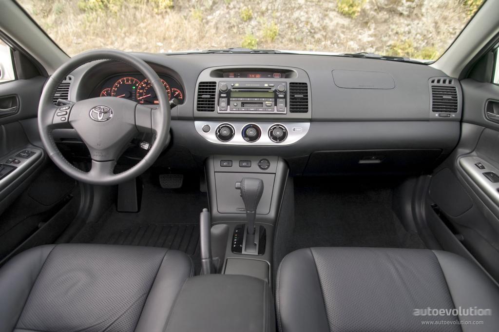 2001 Toyota Camry #7 Toyota Camry #7
