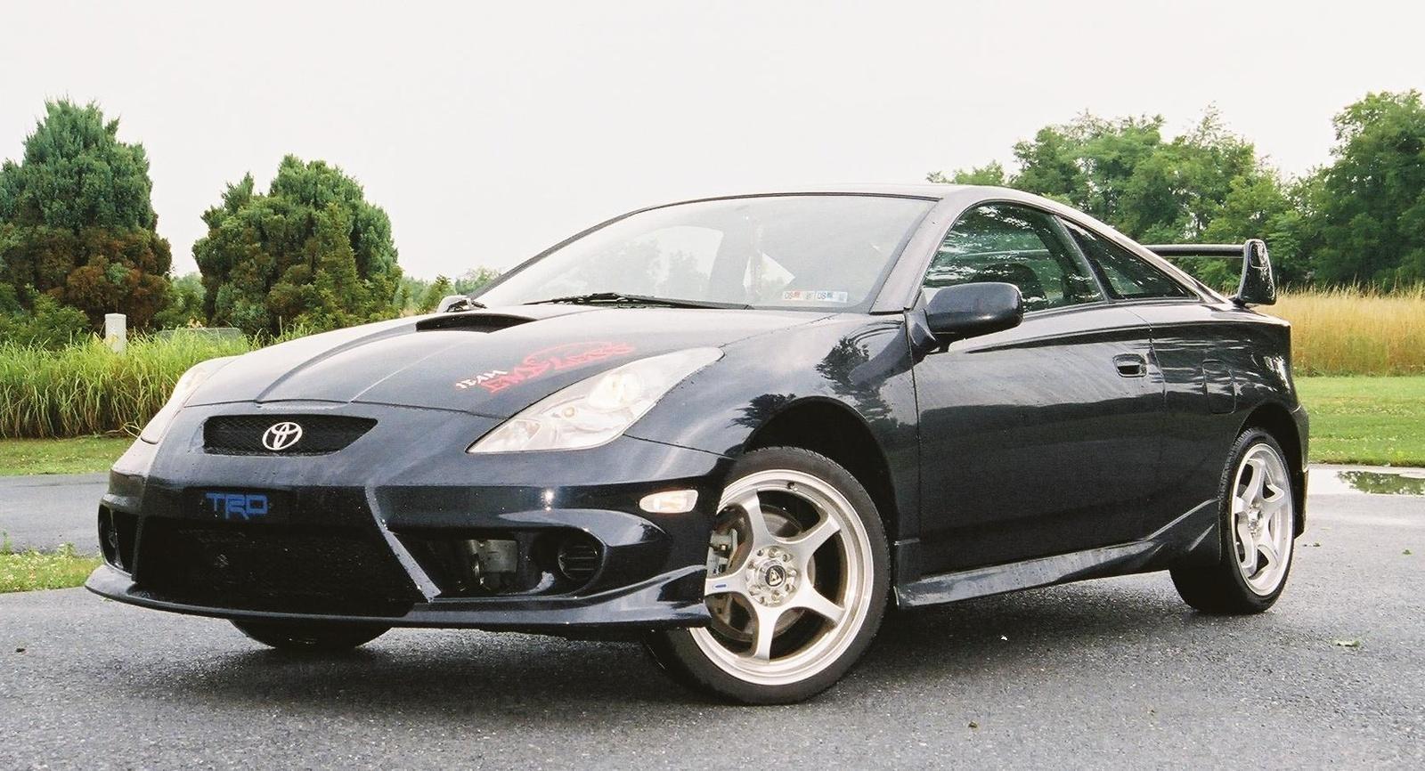 2001 Toyota Celica #4 Toyota Celica #4
