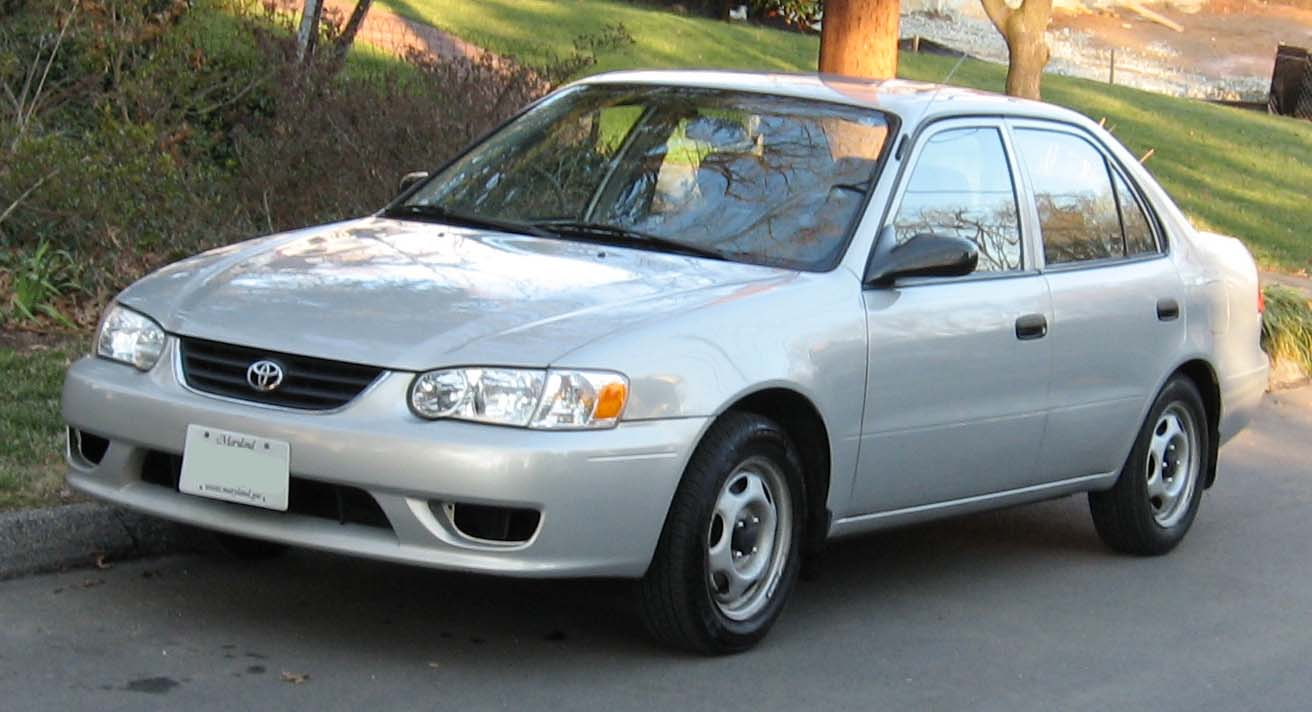 2001 toyota corolla partsopen On what kind of motor oil for 2001 toyota corolla