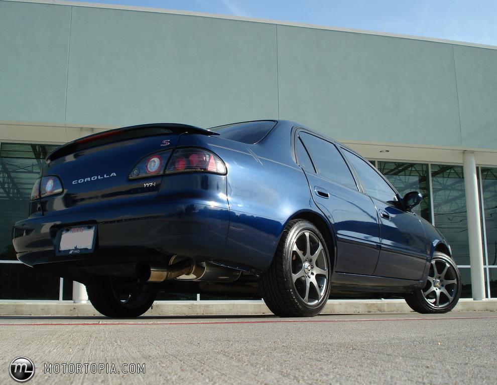 2001 Toyota Corolla Image 10