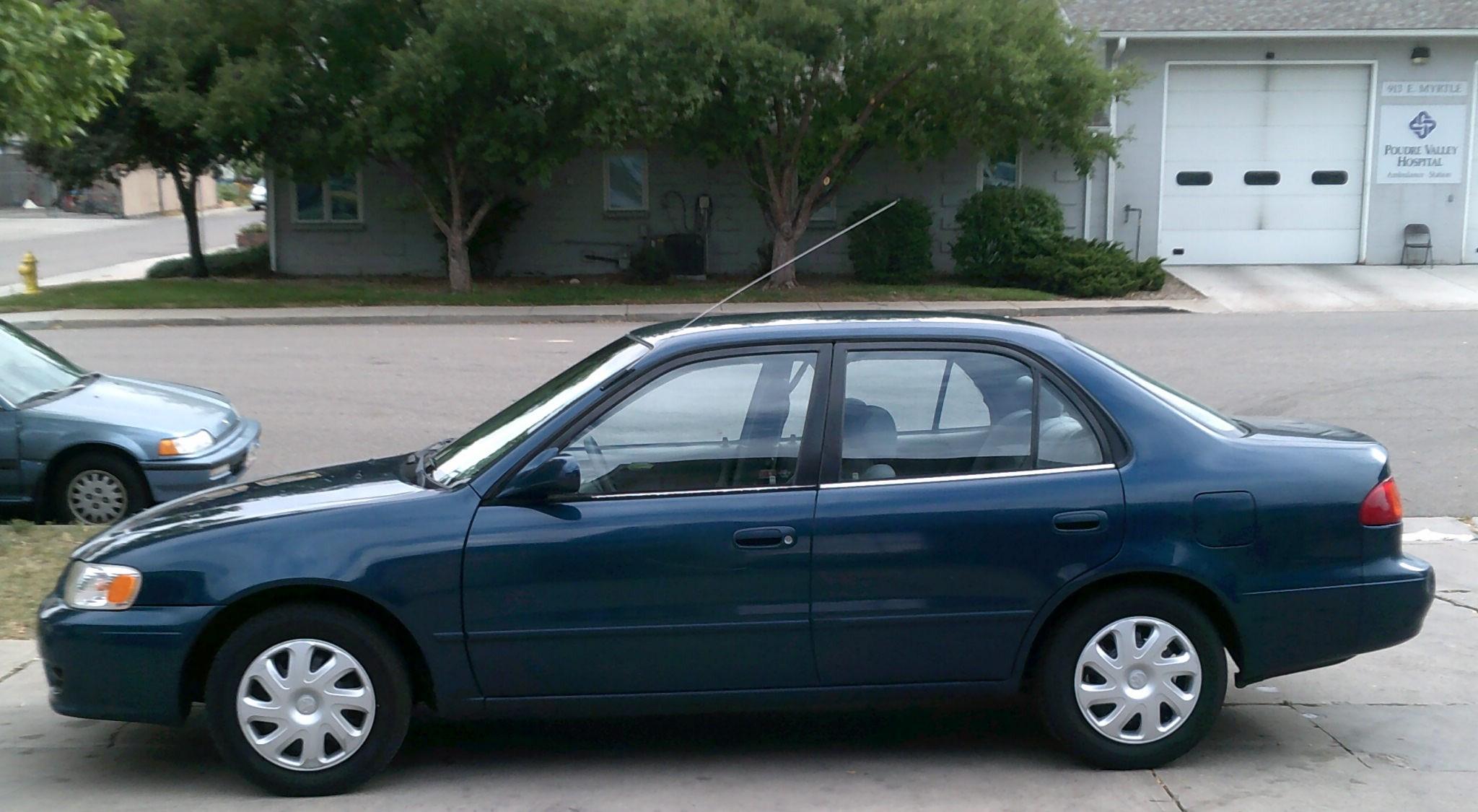 Exceptional 2001 Toyota Corolla #5 Toyota Corolla #5